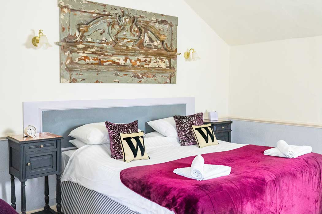 A Superior Plus room at the Woodlands Hotel in Sidmouth