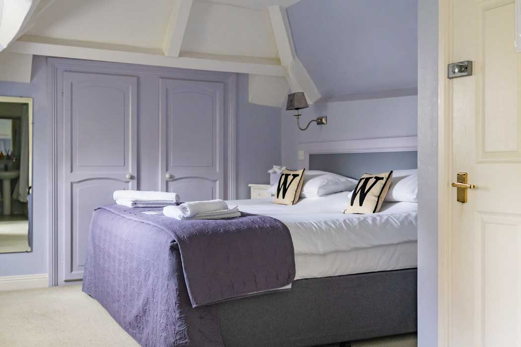 Superior room at the Woodlands Hotel in Sidmouth