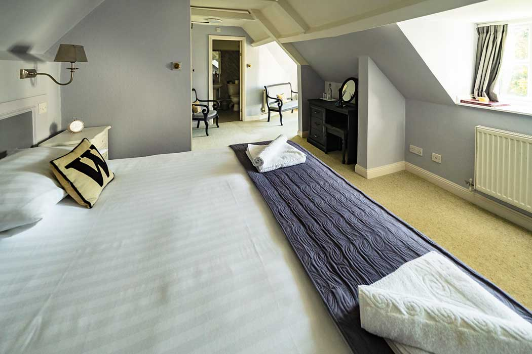Spacious Superior room at the Woodlands Hotel in Sidmouth